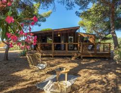 Location - Cottage Naturalis - Camping L'Hirondelle