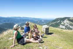 Area Camping L'hirondelle - Menglon