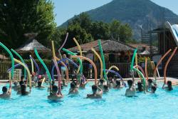 Leisure Activities Camping L'hirondelle - Menglon