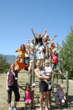 Animations Camping L'hirondelle - Menglon