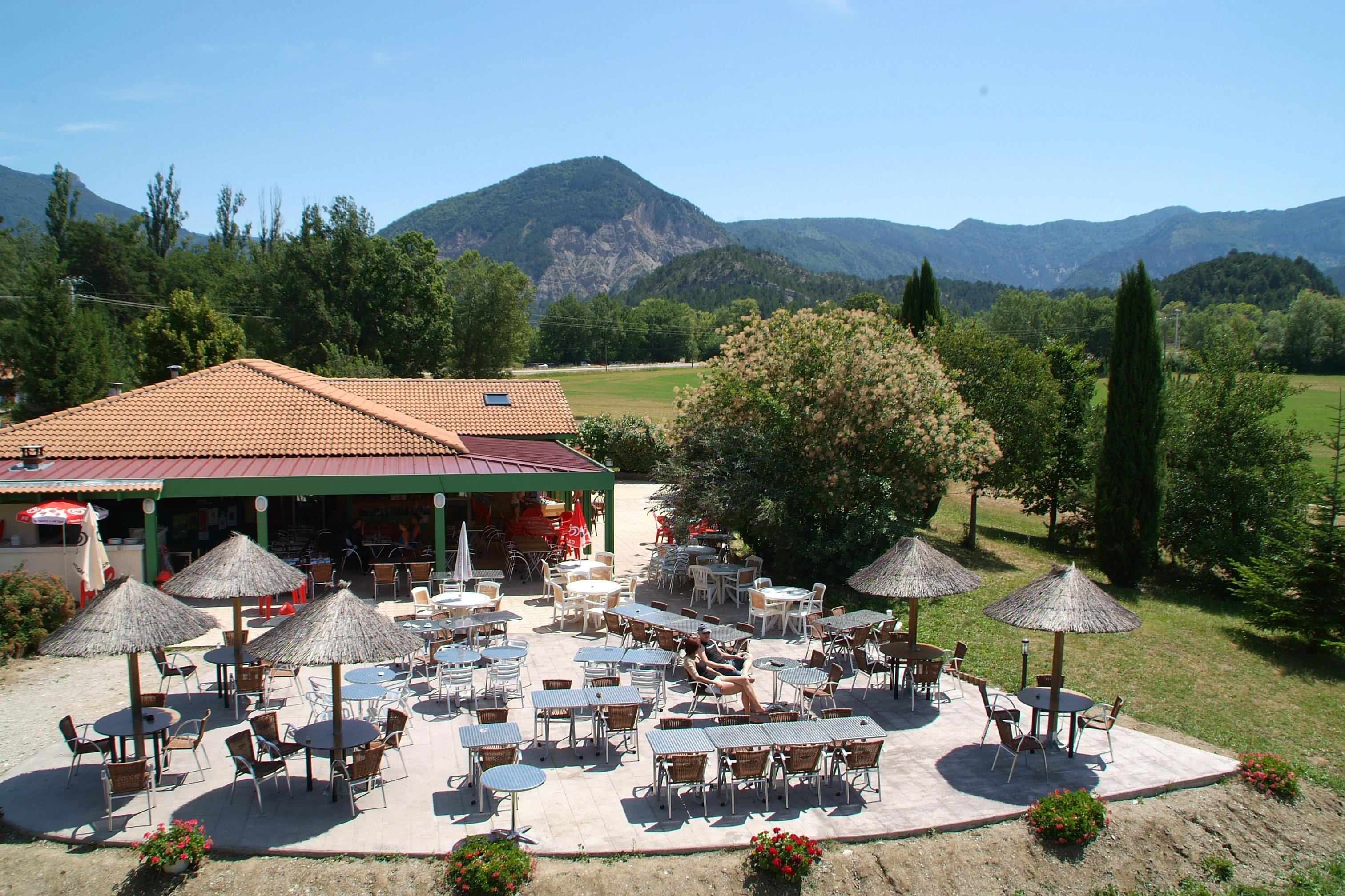 Services & amenities Camping L'Hirondelle - Menglon