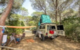 Pitch - PITCH FOR CAMPER SPECIAL - Camping Maremma Sans Souci