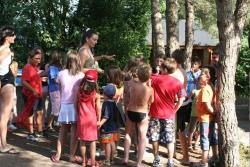 Entertainment organised Camping Trelachaume - Maisod