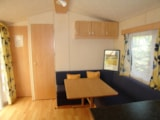 Rental - Mobilhome le Cabasson - sheltered terrace 10m² Max 4 adults - Camping Lou Cabasson