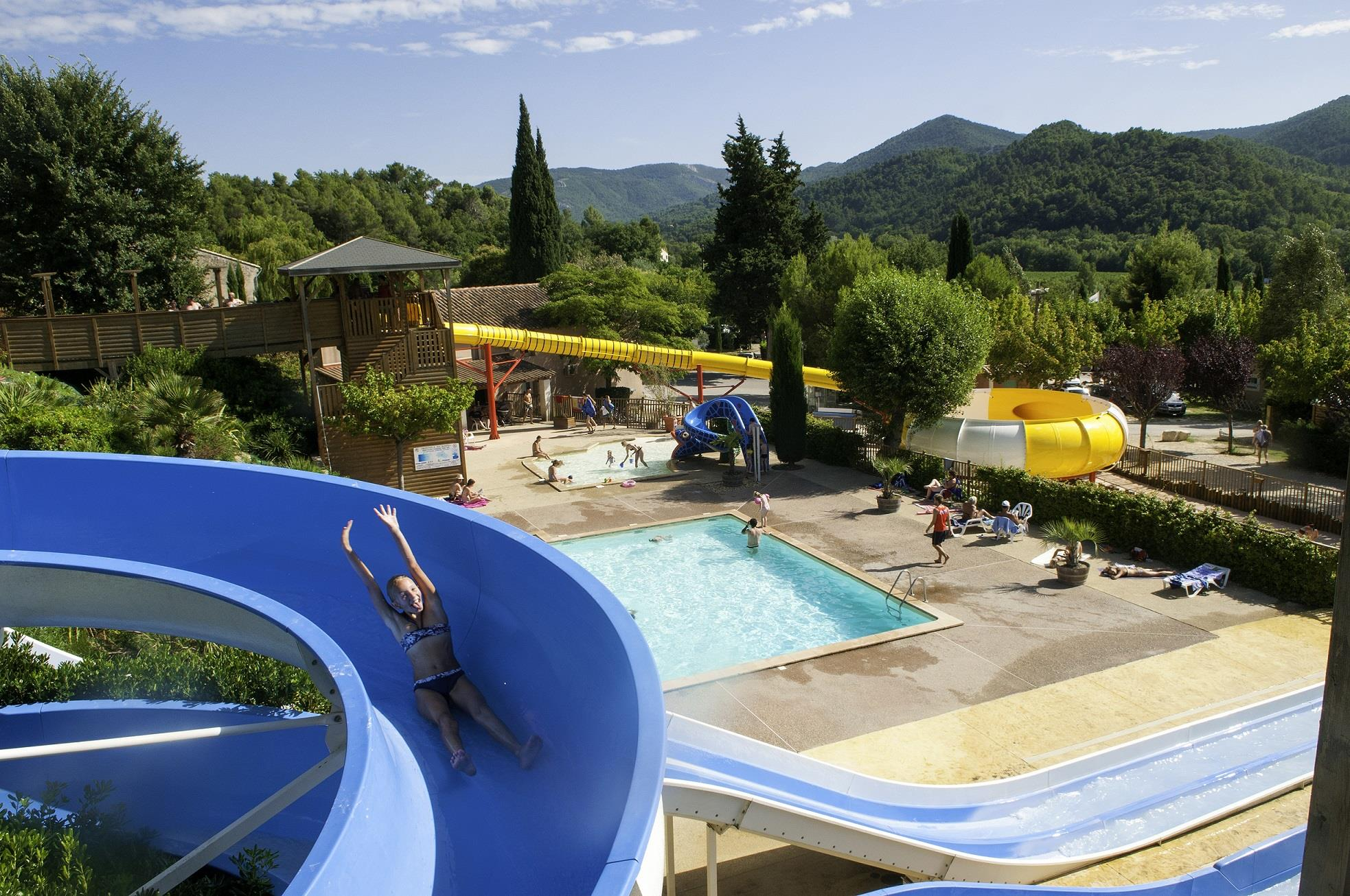 Bathing Capfun - Domaine Carpe Diem - Vaison-La-Romaine