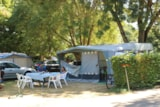 Pitch - Package : Pitch + Car + Tent Or Caravan - Camping du Vieux Moulin