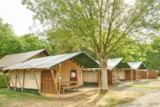 Rental - Safari Tent - Camping du Vieux Moulin