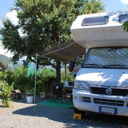 Pitch Big Tent / Caravan / Camping-Car
