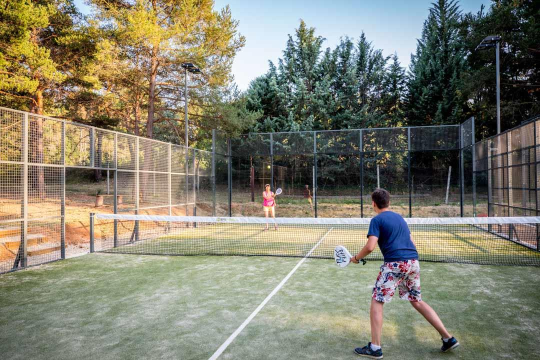 Sport activities Camping La Farigoulette - St Laurent du Verdon