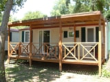 Rental - Mobilhome GINESTRA Sunday/Sunday - Camping Village iNTERNATiONAL St. Michael