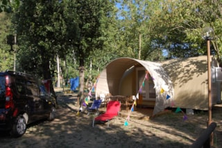 Lodge Tent Coco Sweet Price per night 4 Pax