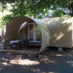 Lodge Tent Coco Sweet Prijs Week 4 Pax