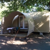 Rental - Lodge Tent Coco Sweet Price Week 4 Pax - Camping Village iNTERNATiONAL St. Michael