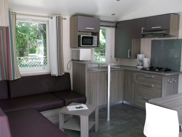 Mobilhome Confort+ 30M² - 2 Chambres