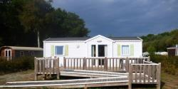 Mobile home ECO 30m² - 2 bedrooms / adapted to the people with reduced mobility
