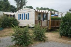 Mobilehome MATELOT 16m² (2007) + over covered Terrace 9m2