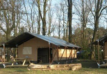 Alloggi - Tenda Safari Con Sanitari - Camping de Rammelbeek
