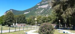 Sport activities Camping Le Colombier - Culoz