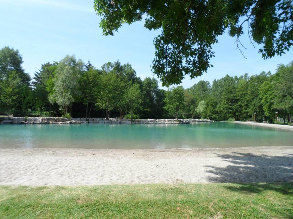 Zwemplezier Camping Le Colombier - Culoz