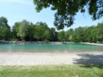 Bathing Camping Le Colombier - Culoz