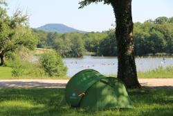 Emplacement - Emplacement Tente - Camping Municipal La Grange du Pin