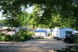 Establishment Camping Municipal La Grange Du Pin - Treffort-Cuisiat