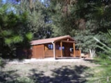 Rental - Tradition 6 Wooden Chalet - Camping Sites et Paysages LE MOULIN