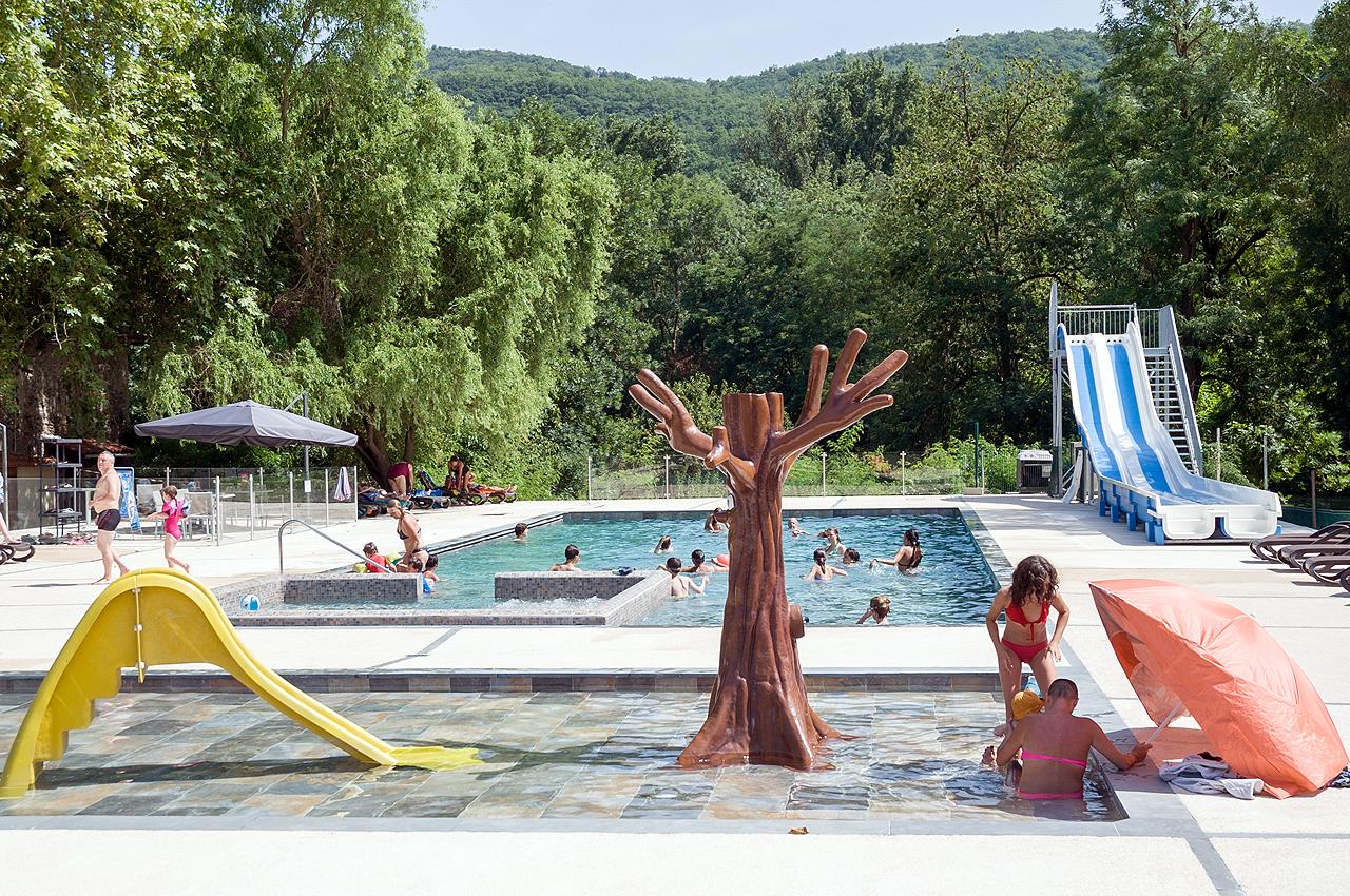 Struttura Camping Sites et Paysages LE MOULIN - Martres Tolosane