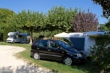 Pitch - CAMPING PITCH - Average area of 100m2 - Camping Le Paradis