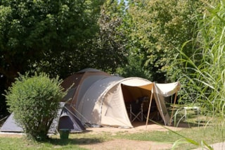 CAMPING PITCH - Average area of 100m2