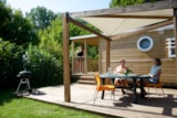 Rental - COTTAGE BELLE VUE - 2 bedrooms - Camping Le Paradis