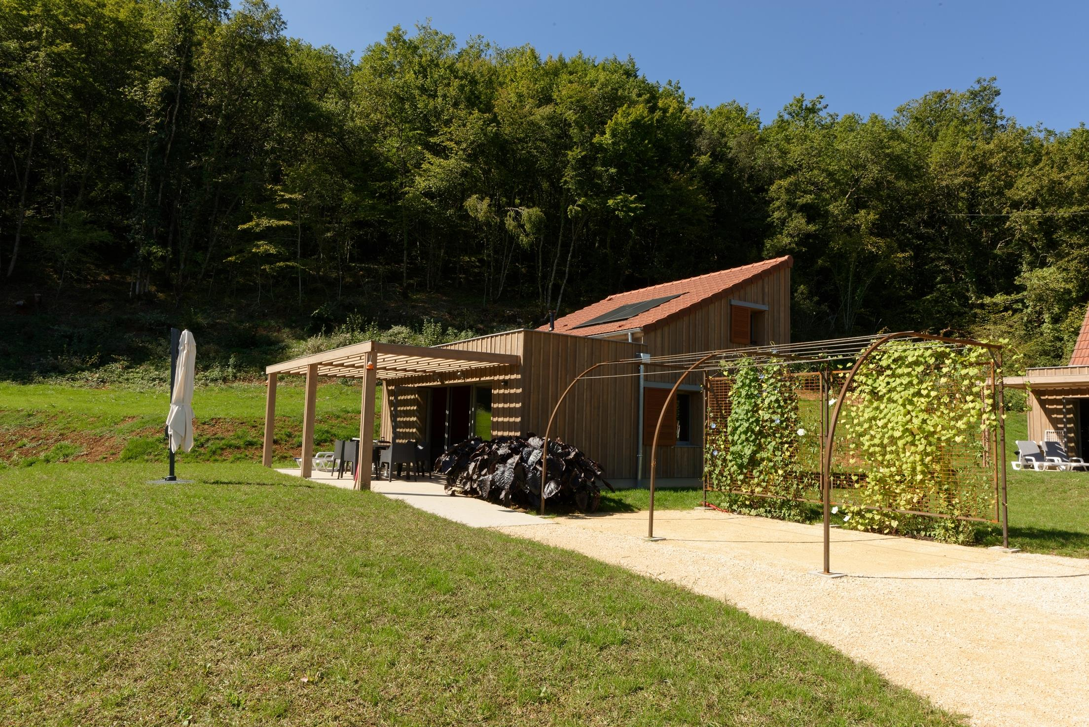 Accommodation - Maison Helios - Camping Le Paradis
