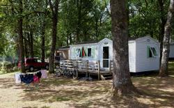 Huuraccommodaties - Cottage Family 3 Kamers - Airotel Camping Domaine Lac de Miel