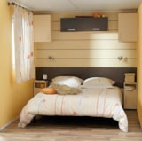 Rental - Cottage type Family 3 Bedrooms - Airotel Camping Domaine Lac de Miel