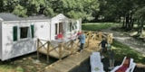 Rental - Cottage Helios - Adapted To The People With Reduced Mobility - Airotel Camping Domaine Lac de Miel