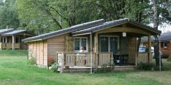 Huuraccommodaties - Chalet Charlay 2 Kamers  With Tv - Airotel Camping Domaine Lac de Miel
