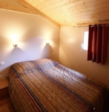 Rental - Chalet Charlay 2 Bedrooms with TV - Airotel Camping Domaine Lac de Miel