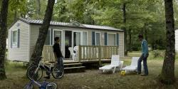 Huuraccommodaties - Cottage Confort 2 Kamers - Airotel Camping Domaine Lac de Miel