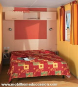 Rental - Cottage Confort 2 Bedrooms - Airotel Camping Domaine Lac de Miel