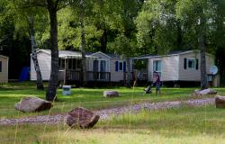 Huuraccommodaties - Cottage Tribu - Airotel Camping Domaine Lac de Miel