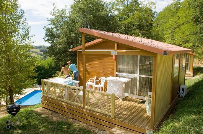 Cottage from 1 to 4 person