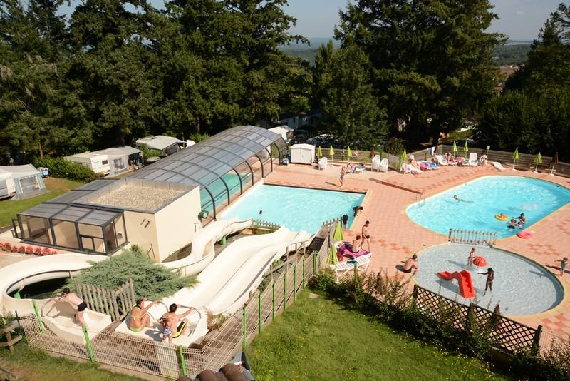 Camping Yelloh! Village les Pins, Payrac, Lot