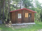 Rental - Bungalow Without Toilet (Model 3) - Camping El Berguedà