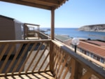 Rental - Mobilhome sea view - Camping Tonnara