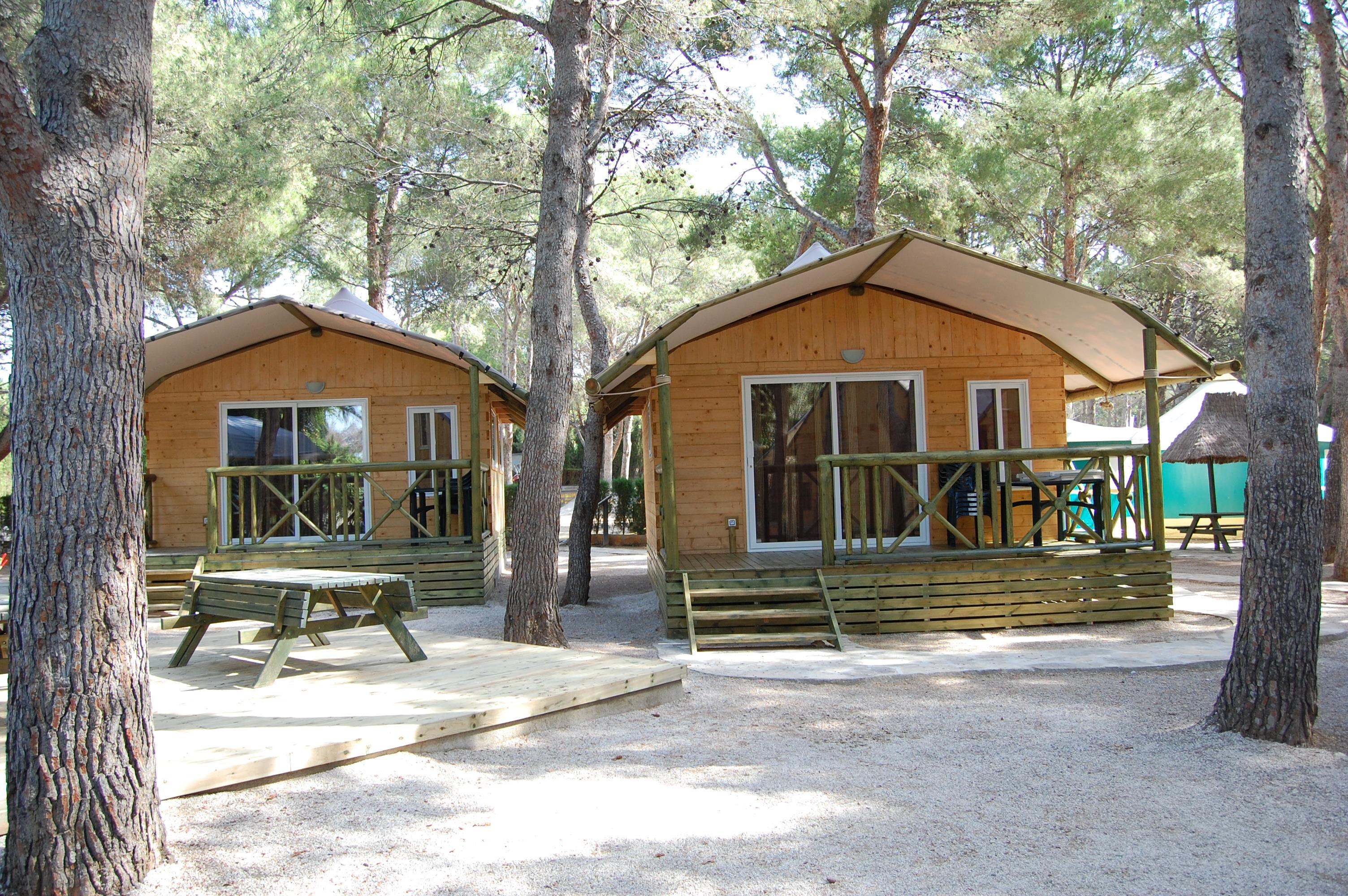 Accommodation - Lodge (2 Bedrooms) - Camping La Torre del Sol