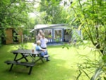 Wheelchair friendly Camping Baalse Hei - Turnhout