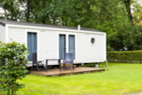 Rental - Luxurious Mobile-Home - Camping Floreal Het Veen