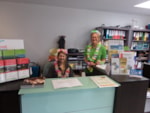Reception team Camping Floreal Het Veen - St. Job-In-'T Goor