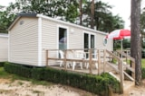 Rental - Mobile Home - Camping Floreal Kempen