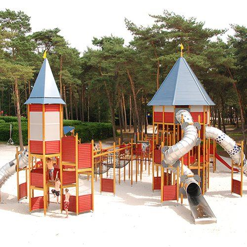 Services & amenities Provinciaal Recreatiedomein Zilvermeer - Mol